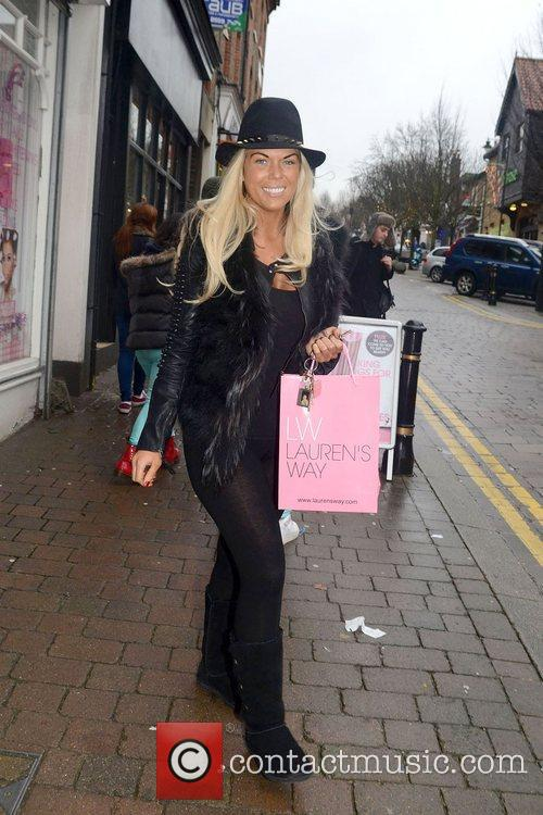 Frankie Essex and Lauren's Way 1