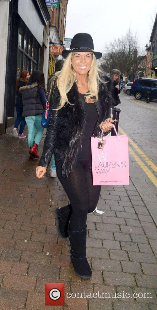 Frankie Essex and Lauren's Way 3