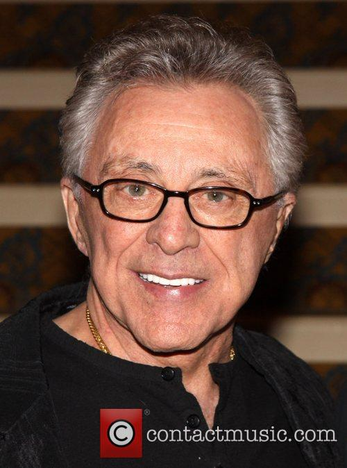 Frankie Valli and the Four Seasons celebrate their...