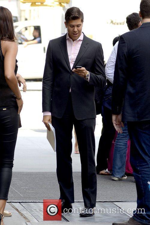 Fredrik Eklund reality star from 'Million Dollar Listing...