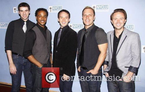 The Broadway Boys The 2012 NYCLU benefit concert...