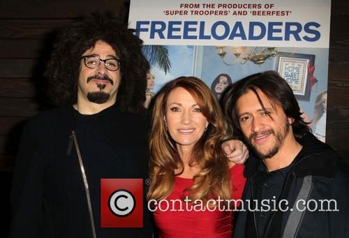 Adam Duritz, Jane Seymour and Clifton Collins Jr 4