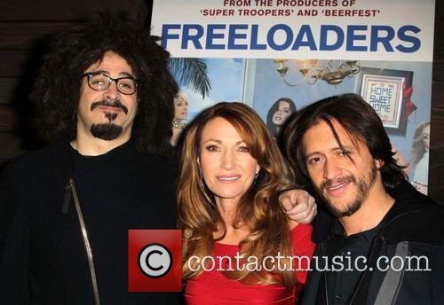 Adam Duritz, Jane Seymour and Clifton Collins Jr 3
