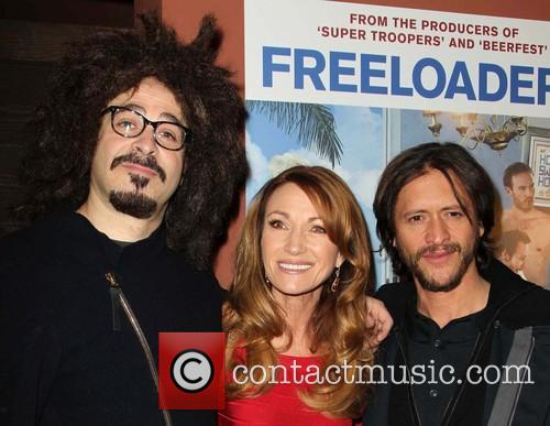 Adam Duritz, Jane Seymour and Clifton Collins Jr 5