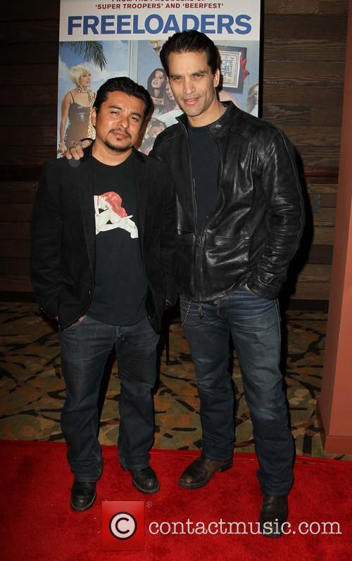 Jacob Vargas and Johnathon Schaech 1