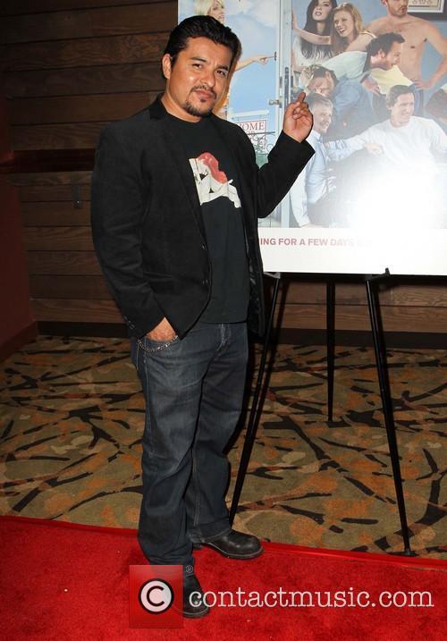 Jacob Vargas The Los Angeles premiere of 'Freeloaders'...