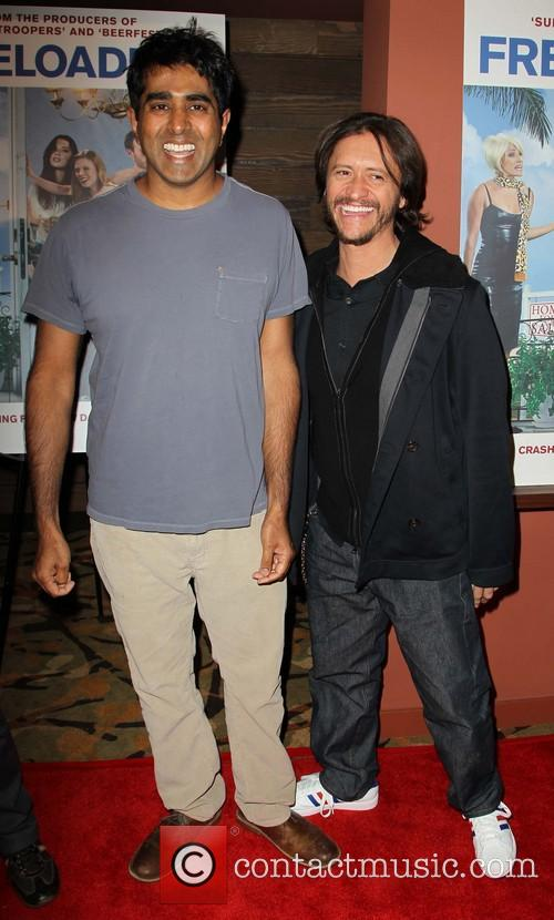 Jay Chandrasekhar and Clifton Collins Jr 4