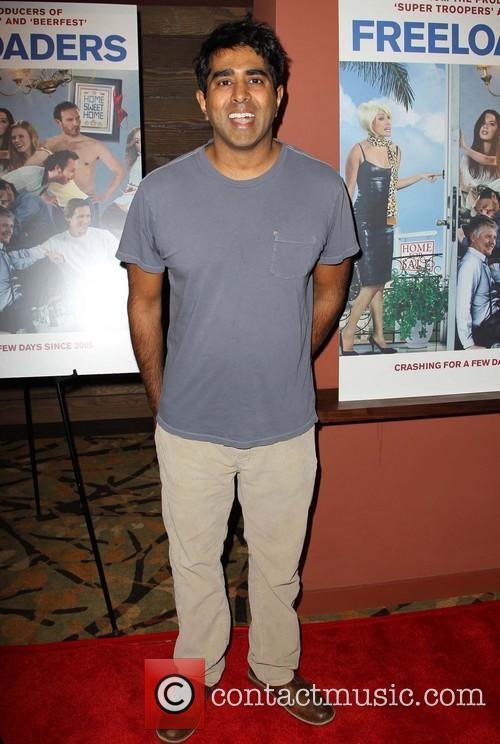 Jay Chandrasekhar The Los Angeles premiere of 'Freeloaders'...