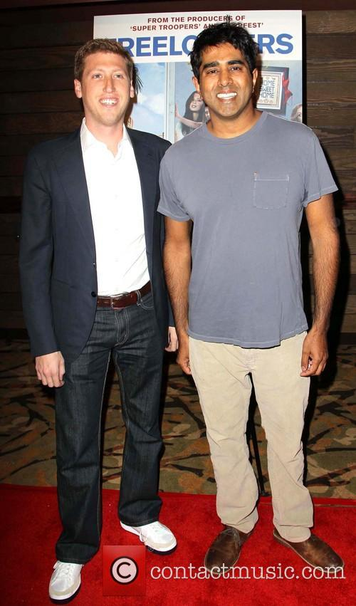 Matthew Pritzker and Jay Chandrasekhar