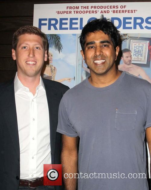 Matthew Pritzker and Jay Chandrasekhar 2