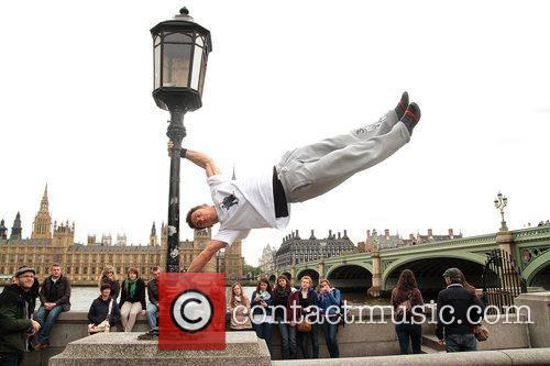 Guinness World Record holder, parkour expert, actor and...