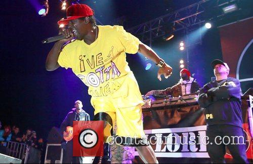 Public Enemy Play London