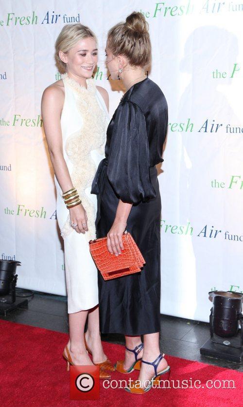 Mary-Kate Olsen and Ashley Olsen 12
