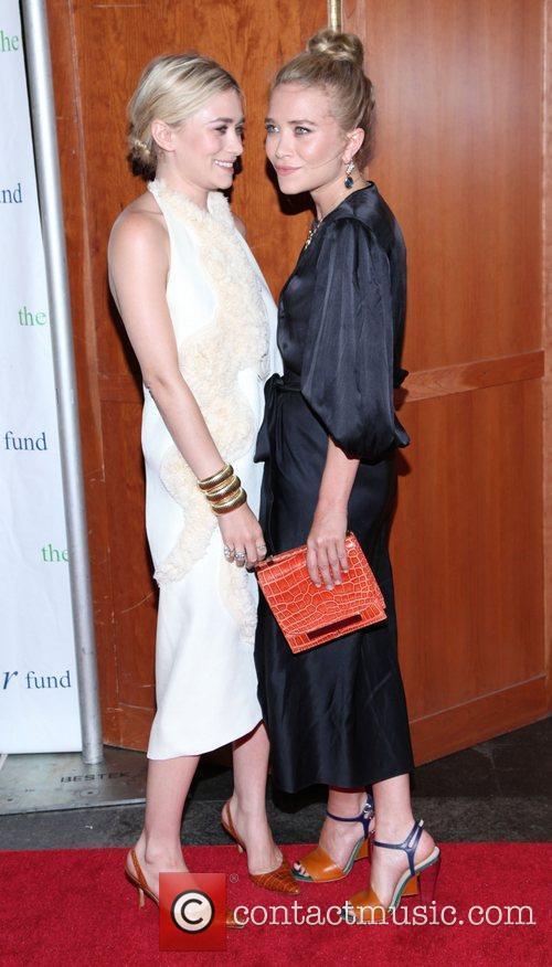 Mary-Kate Olsen and Ashley Olsen 17
