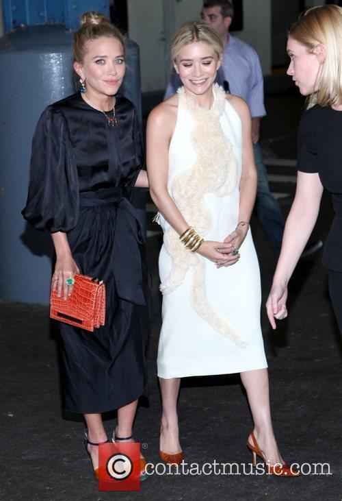 Mary-Kate Olsen and Ashley Olsen 19