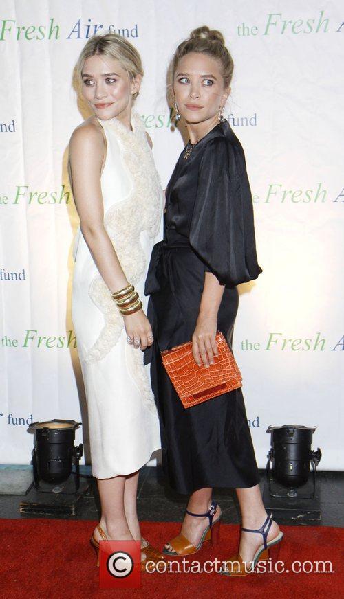 Mary-Kate Olsen and Ashley Olsen 25