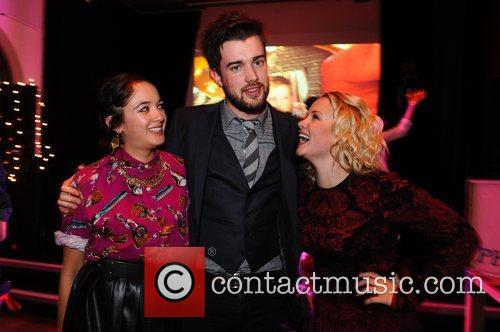 Guest, Jack Whitehall and Kimberley Nixon 4