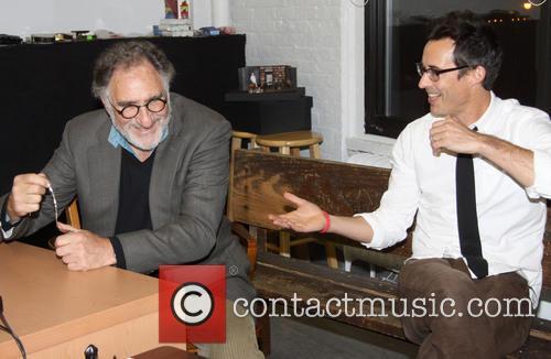 Tom Cavanagh and Judd Hirsch 4