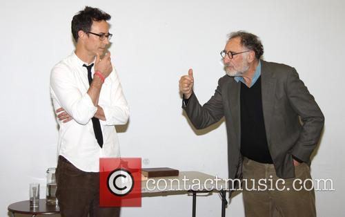 Tom Cavanagh and Judd Hirsch 3