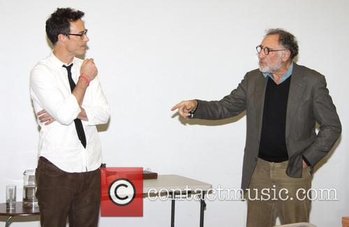 Tom Cavanagh and Judd Hirsch 2