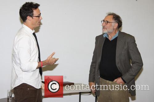 Tom Cavanagh and Judd Hirsch 9