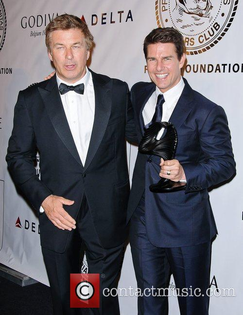 Tom Cruise and Alec Baldwin 2
