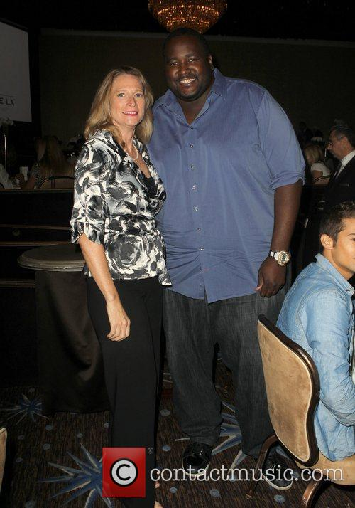 Betsy Butler and Quinton Aaron 2