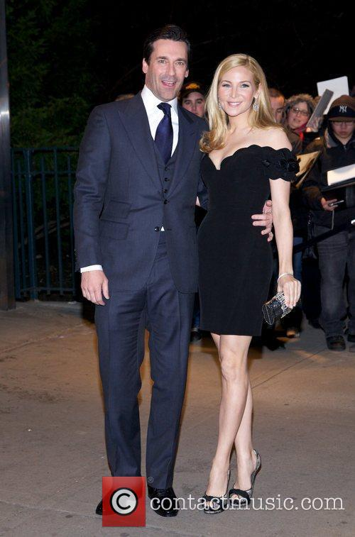Jon Hamm and Jennifer Westfeldt  The Cinema...