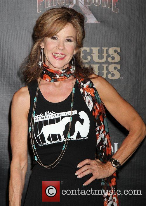 linda blair 10th anniversary of fright dome 4106009
