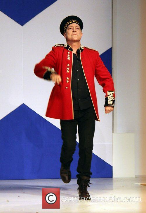 Fred Schneider  'From Scotland With Love' held...
