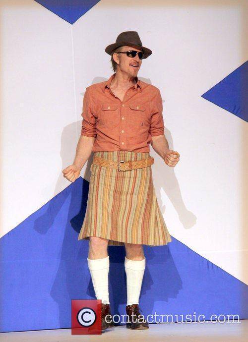 Matthew Modine  'From Scotland With Love' held...