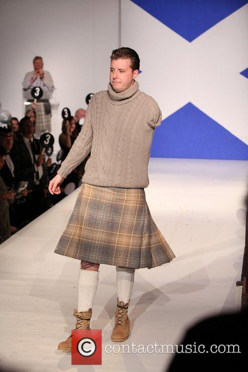 Jeff Combs 'From Scotland With Love' held at...