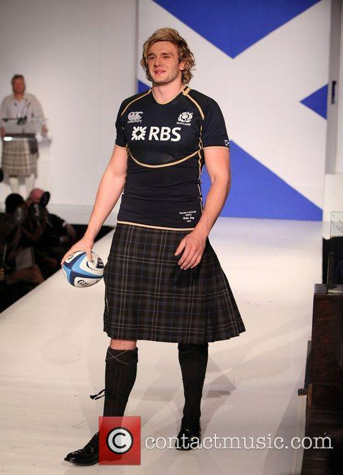 Richie Gray 'From Scotland With Love' held at...