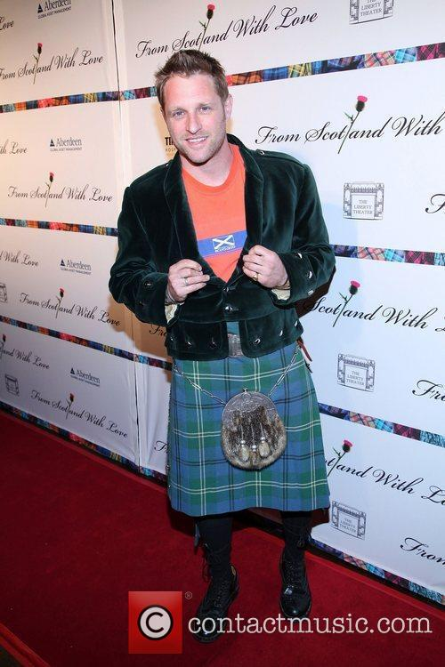 George Oliphant 'From Scotland With Love' held at...