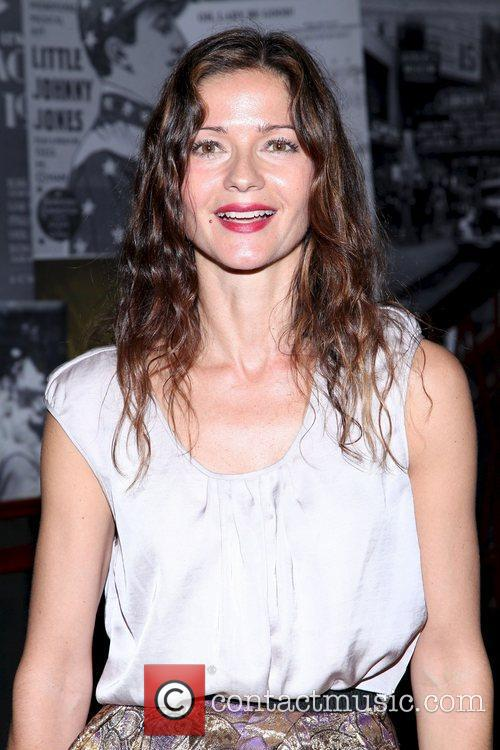 Jill Hennessy 'From Scotland With Love' held at...