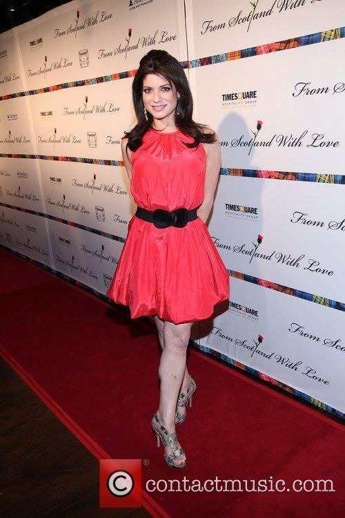 Tamsen Fadal 'From Scotland With Love' held at...