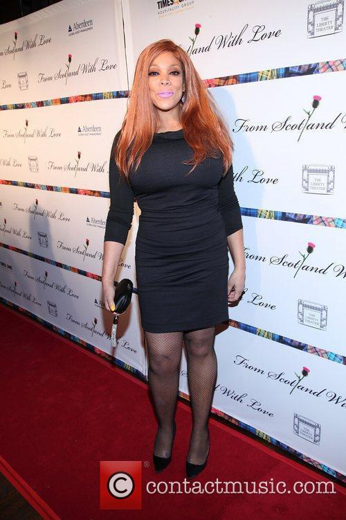 Wendy Williams 'From Scotland With Love' held at...