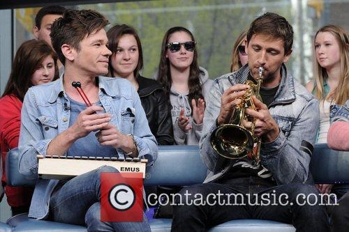 Nate Ruess and Andrew Dost  Indie pop...