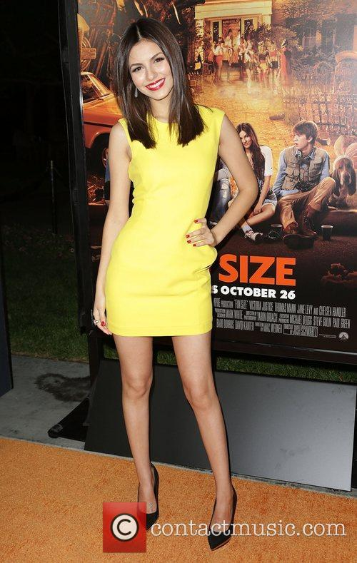 victoria justice the premiere of paramount pictures 4145496