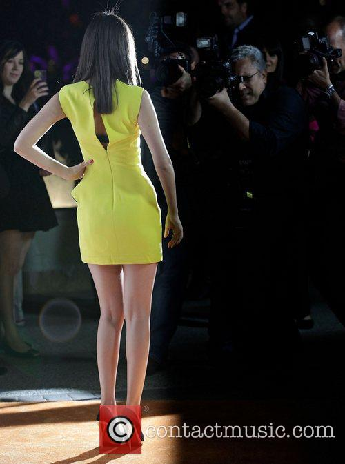 victoria justice the premiere of paramount pictures 4145517