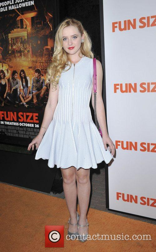 Kathryn Newton  The premiere of Paramount Pictures'...