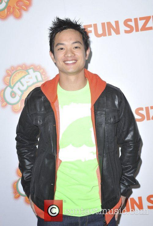 Osric Chau  The premiere of Paramount Pictures'...