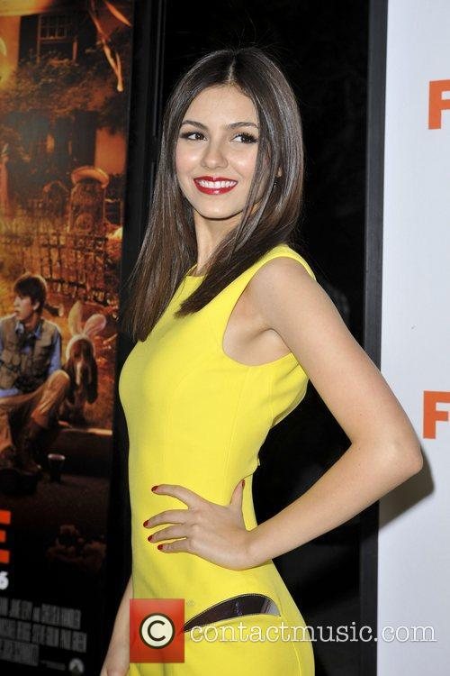 Victoria Justice  The premiere of Paramount Pictures'...