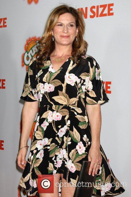 Ana Gasteyer The premiere of Paramount Pictures' 'Fun...