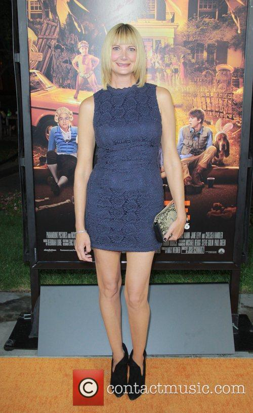 Kerri Kenney-Silver The premiere of Paramount Pictures' 'Fun...