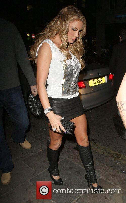 Katie Price and Funky Buddha 11