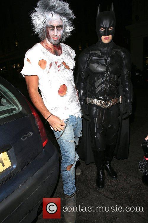 Liam Payne, One Direction, Batman and Funky Buddha 5