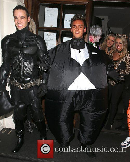 Liam Payne, One Direction, Batman, Tom Daley and Funky Buddha 10