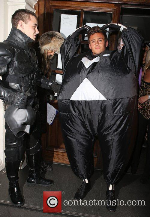 Liam Payne, One Direction, Batman, Tom Daley and Funky Buddha 3