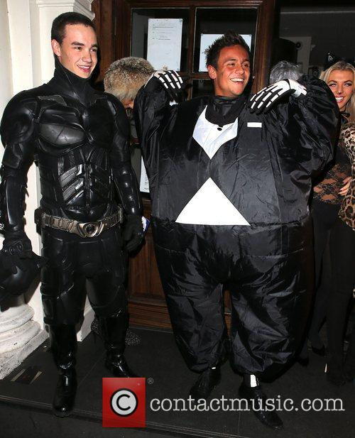 Liam Payne, One Direction, Batman, Tom Daley and Funky Buddha 8